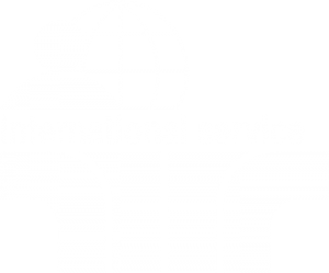 International Service logo