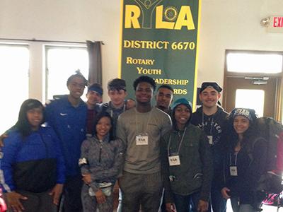 Rotary Youth Leadership Awards Program